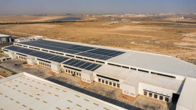 Green warehouses: DB Schenker's site in Dubai
