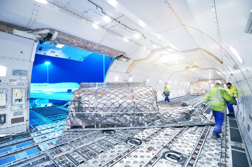 Visibility in Air Freight